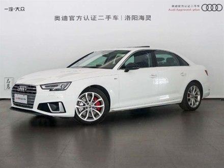 �W迪A4L 2019款 45 TFSI quattro ��性�\�影� ��VI