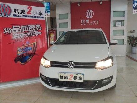 Polo 2013款 1.6L 自动豪华版