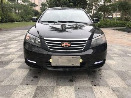 经典帝豪 2013款 三厢 1.5L 手动精英型