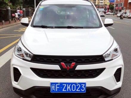 五菱宏光S3 2018款 1.5L 手动标准型 国V