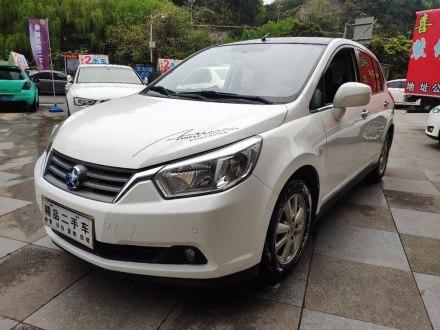 启辰R50 2014款 1.6L 自动精彩版