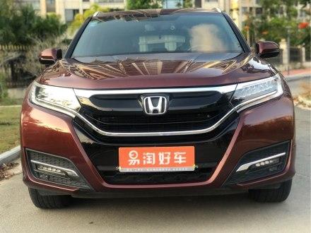 本田UR-V 2017款 370TURBO 四�尊享版 ��V