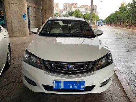 帝豪 2016款 三�� 1.5L CVT豪�A型