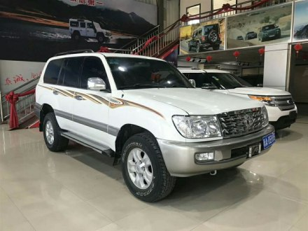 兰德酷路泽(进口) 2007款 4.7L VX-R