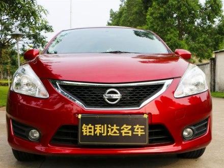 骐达 2011款 1.6L CVT舒适型