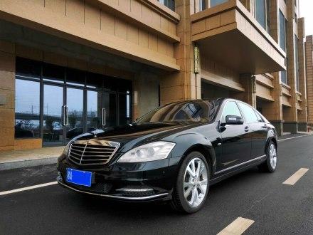 奔�YS� 2012款 S 400 L HYBRID Grand Edition