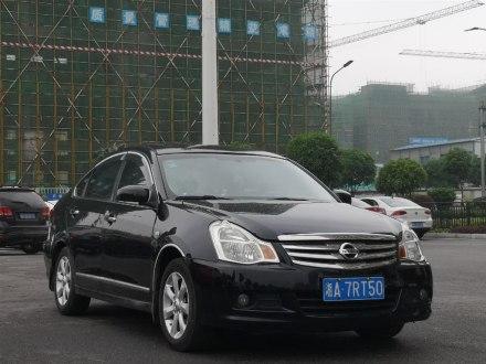 轩逸 2009款 2.0XL CVT豪华天窗版