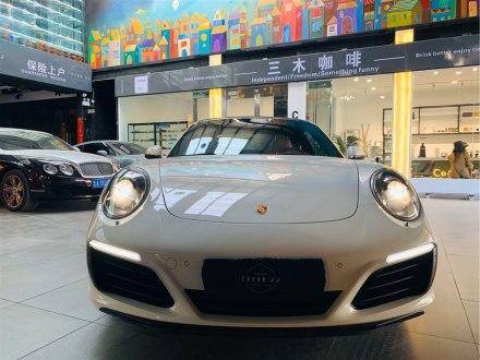 保�r捷911 2012款 Carrera S 3.8L