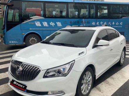 君越 2013款 2.4L SIDI豪�A舒�m型