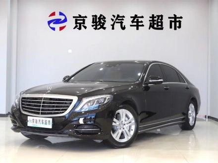奔�YS� 2017款 S 320 L 豪�A型