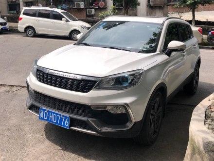 �C豹CS9 2017款 1.5L CVT舒�m型