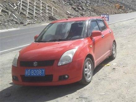 雨燕 2005款 1.3L 手动豪华型