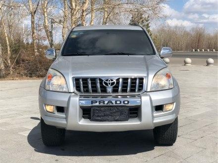 普拉多(进口) 2004款 GX 2.7?#36828;?#36710;型