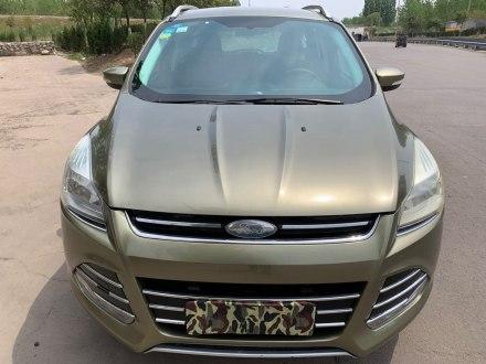 翼虎 2013款 1.6L GTDi �沈�舒�m型