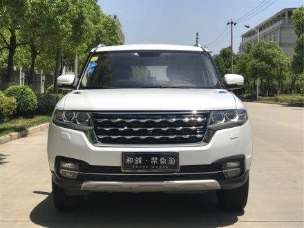 北汽昌河Q7 2018款 1.5T CVT精英型