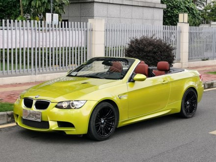 ���RM3 2009款 M3敞篷�I跑�