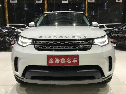 发现 2017款 3.0 V6 SE