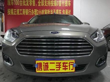 福睿斯 2015款 1.5L 自动舒适型