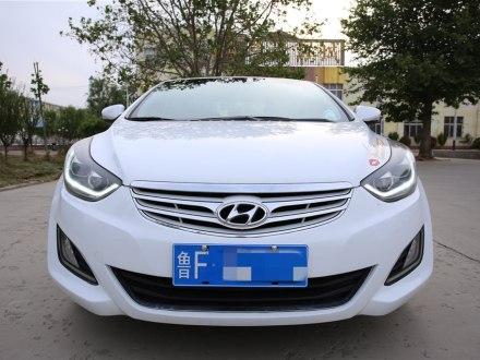 朗动 2013款 1.6L 自动尊贵型