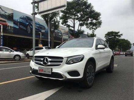 奔驰GLC 2018款 改款 GLC 200 4MATIC