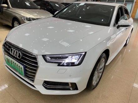 �W迪A4L 2019款 40 TFSI �M取型 ��VI