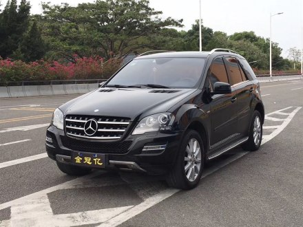 奔�YM� 2010款 ML 350 4MATIC豪�A型