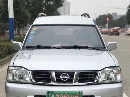 日产ZN厢式车 2013款 2.4L两驱豪华型5座