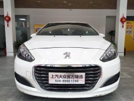 标致308 2013款 1.6L 手动优尚型
