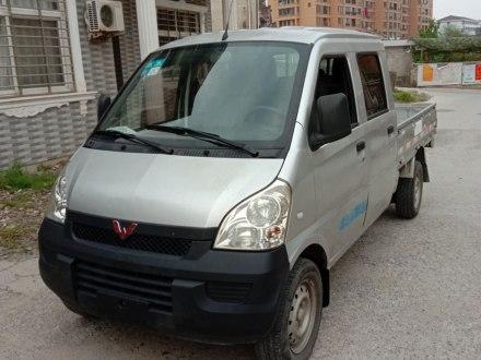 五菱�s光小卡 2012款 1.2L�p排基本型LAQ