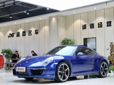保时捷911 2013款 Carrera 4S 3.8L