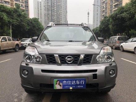 奇骏 2010款 2.5L CVT旗舰版 4WD