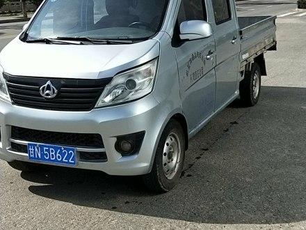 神骐T20 2015款 1.3L汽油双排载货车