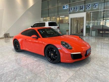 保�r捷911 2016款 Carrera 4 3.0T