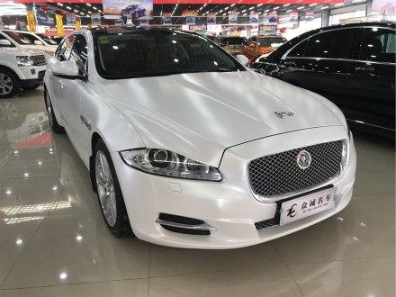 捷豹XJ 2014款 XJL 3.0 SC 四驱旗舰商务版