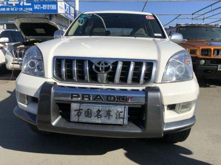 普拉多 2006款 4.0L 自动VX NAVI版