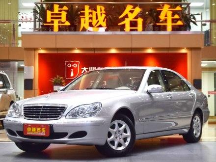 奔�YS� 2004款 S 350