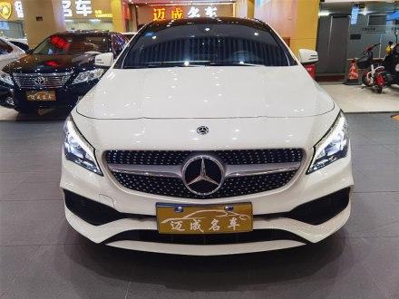 奔驰CLA 2017款 改款 CLA 200 时尚型