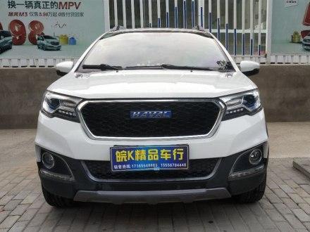 哈弗H1 2017款 蓝标 1.5L AMT尊贵型