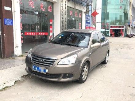 奇瑞E5 2011款 1.8L CVT����型