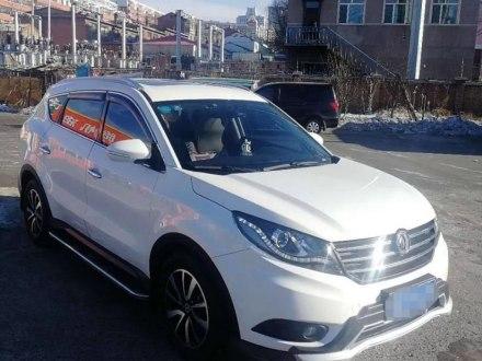 东风风光580 2017款 改款 1.5T CVT豪华型