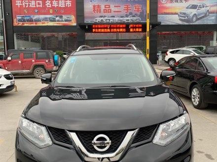 奇骏 2014款 2.0L CVT舒适版 2WD