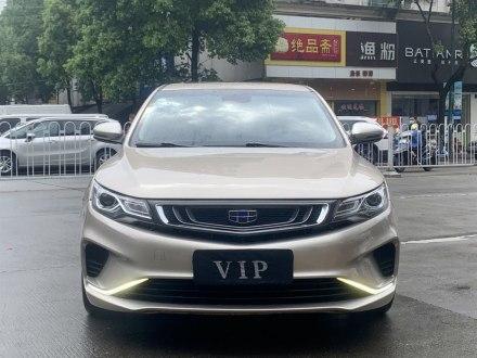 帝豪GL 2018款 1.4T DCT精英智�型