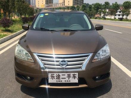 轩逸 2012款 1.6XL 手动豪华版