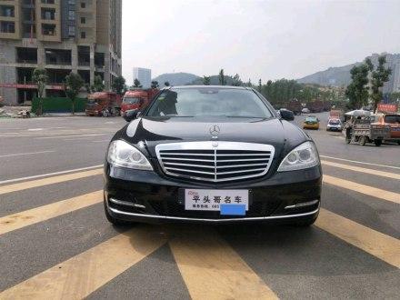奔�YS� 2010款 S 300 L 豪�A型