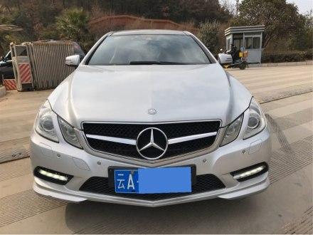 奔驰E级(进口) 2012款 E 260 CGI Coupe