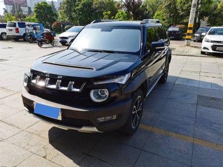 北京BJ20 2018款 1.5T CVT豪�A型
