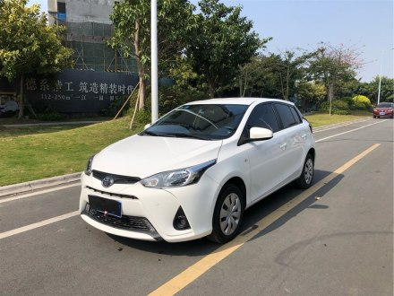 YARiS L 致炫 2016款 改款 1.5E CVT魅动版