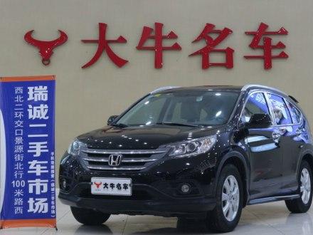 本田CR-V 2012款 2.0L �沈�都市版