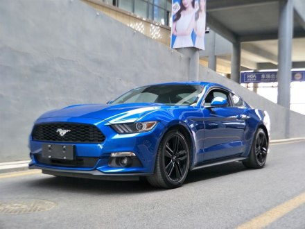 Mustang 2017款 2.3T 运动版