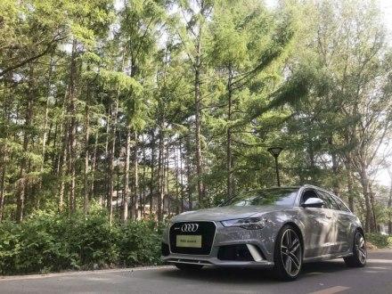 奥迪RS 6 2016款 RS 6 4.0T Avant